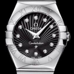 Ремонт часов Omega 123.10.27.60.51-002 Constellation Ladies Quartz в мастерской на Неглинной