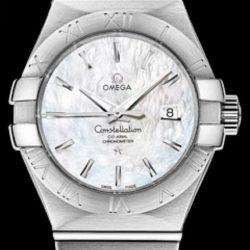Ремонт часов Omega 123.10.31.20.05-001 Constellation Сo-axial в мастерской на Неглинной