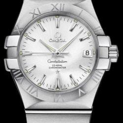 Ремонт часов Omega 123.10.35.20.02-001 Constellation Co-axial в мастерской на Неглинной