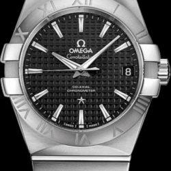 Ремонт часов Omega 123.10.38.21.01-002 Constellation Co-axial в мастерской на Неглинной