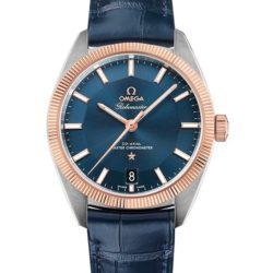 Ремонт часов Omega 130.23.39.21.03.001 Seamaster Co-Axial Master Chronometer 39 mm в мастерской на Неглинной