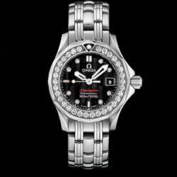 Ремонт часов Omega 212.15.28.61.51.001 Seamaster Ladies Diver 300 m quartz в мастерской на Неглинной