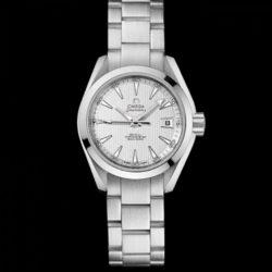 Ремонт часов Omega 231.10.30.20.02.001 Seamaster Ladies Aqua terra 150m co-axial в мастерской на Неглинной