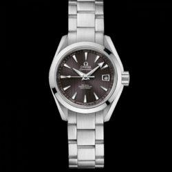 Ремонт часов Omega 231.10.30.20.06.001 Seamaster Ladies Aqua terra 150m co-axial в мастерской на Неглинной