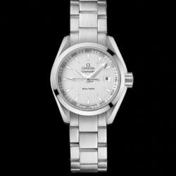 Ремонт часов Omega 231.10.30.60.02.001 Seamaster Ladies Aqua terra 150m quartz в мастерской на Неглинной