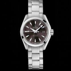 Ремонт часов Omega 231.10.30.60.06.001 Seamaster Ladies Aqua terra 150m quartz в мастерской на Неглинной