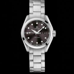 Ремонт часов Omega 231.10.30.60.56.001 Seamaster Ladies Aqua terra 150m quartz в мастерской на Неглинной
