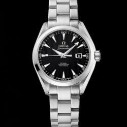 Ремонт часов Omega 231.10.34.20.01.001 Seamaster Ladies Aqua terra 150m co-axial в мастерской на Неглинной