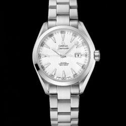 Ремонт часов Omega 231.10.34.20.04.001 Seamaster Ladies Aqua terra 150m co-axial в мастерской на Неглинной