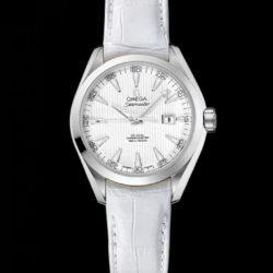 Ремонт часов Omega 231.13.34.20.04.001 Seamaster Ladies Aqua terra 150m co-axial в мастерской на Неглинной