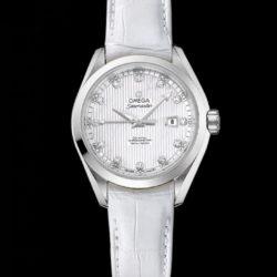 Ремонт часов Omega 231.13.34.20.55.001 Seamaster Ladies Aqua terra 150m co-axial в мастерской на Неглинной