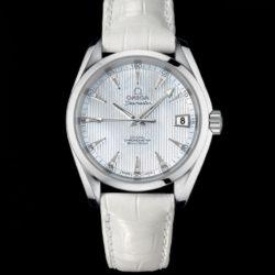 Ремонт часов Omega 231.13.39.21.55.001 Seamaster Ladies Aqua terra 150m co-axial в мастерской на Неглинной