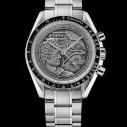 Ремонт часов Omega 311.30.42.30.99.002 Speedmaster Moonwatch anniversary limited series в мастерской на Неглинной