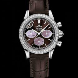 Ремонт часов Omega 422.18.35.50.13.001 De Ville Ladies Chronograph в мастерской на Неглинной