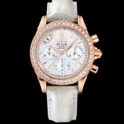 Ремонт часов Omega 422.58.35.50.05.001 De Ville Ladies Chronograph в мастерской на Неглинной
