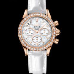 Ремонт часов Omega 422.58.35.50.05.002 De Ville Ladies Chronograph в мастерской на Неглинной