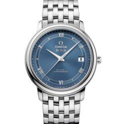 Ремонт часов Omega 424.10.37.20.03.002 De Ville Prestige Co-Axial 36.8 mm в мастерской на Неглинной