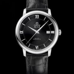 Ремонт часов Omega 424.13.40.20.01.001 De Ville Prestige co-axial в мастерской на Неглинной