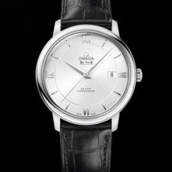 Ремонт часов Omega 424.13.40.20.02.001 De Ville Prestige co-axial в мастерской на Неглинной