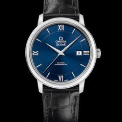 Ремонт часов Omega 424.13.40.20.03.001 De Ville Prestige co-axial в мастерской на Неглинной