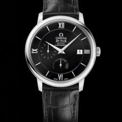 Ремонт часов Omega 424.13.40.21.01.001 De Ville Prestige Power reserve в мастерской на Неглинной