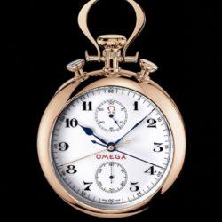 Ремонт часов Omega 5108.20.00 Specialties Olympic pocket watch 1932 Limited edition в мастерской на Неглинной