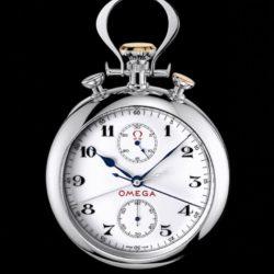 Ремонт часов Omega 5110.20.00 Specialties Olympic pocket watch 1932 Limited edition в мастерской на Неглинной