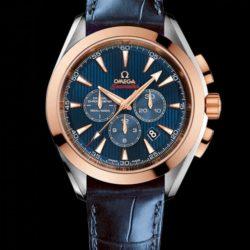 Ремонт часов Omega 522.23.44.50.03.001 Specialties Aqua Terra «London 2012» Limited Edition в мастерской на Неглинной