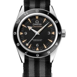 "Ремонт часов Omega ""Spectre"" Seamaster 300 Limited Edition Watch For James Bond Spectre Movie в мастерской на Неглинной"