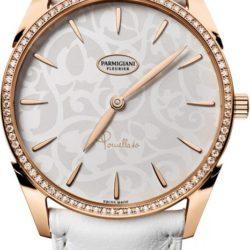 Ремонт часов Parmigiani Fleurier PFC267-1062401-HC2421 TondaLadies Pomellato в мастерской на Неглинной