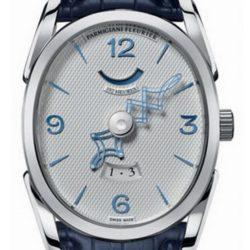 Ремонт часов Parmigiani Fleurier PFC775-1200100-HA3131 Ovale Ovale Pantographe в мастерской на Неглинной