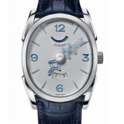 Ремонт часов Parmigiani Fleurier PFC775-1202401 RHD Ovale Pantographe в мастерской на Неглинной