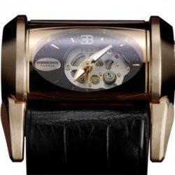 Ремонт часов Parmigiani Fleurier PFH365-1001400 HA1442 Bugatti Super Sport в мастерской на Неглинной