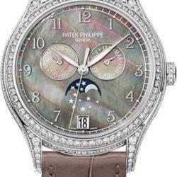 Ремонт часов Patek Philippe 4948G-001 Complications White Gold в мастерской на Неглинной