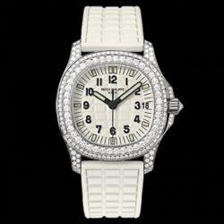 Ремонт часов Patek Philippe 5069G-011 Aquanaut White Gold - Ladies Aquanaut в мастерской на Неглинной