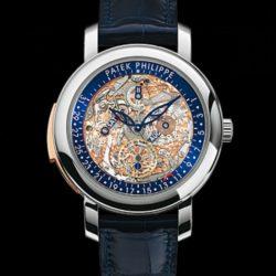 Ремонт часов Patek Philippe 5104P-001 Grand Complications Platinum - Men Grand Complications в мастерской на Неглинной
