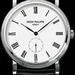 Ремонт часов Patek Philippe 5119G-001 Calatrava White Gold - Men Calatrava в мастерской на Неглинной