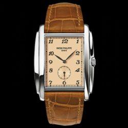 Ремонт часов Patek Philippe 5124G-001 Gondolo White Gold - Men Gondolo в мастерской на Неглинной
