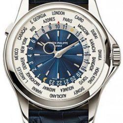 Ремонт часов Patek Philippe 5130P-001 Complications World Time в мастерской на Неглинной