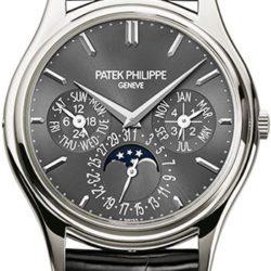 Ремонт часов Patek Philippe 5140P-017 Aquanaut Platinum в мастерской на Неглинной