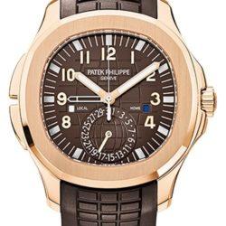 Ремонт часов Patek Philippe 5164R-001 Aquanaut Pink Gold в мастерской на Неглинной
