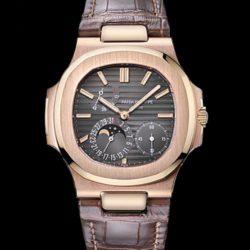Ремонт часов Patek Philippe 5712R-001 Nautilus Rose Gold в мастерской на Неглинной