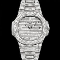 Ремонт часов Patek Philippe 5719/1G-001 Nautilus White Gold - Men Nautilus в мастерской на Неглинной