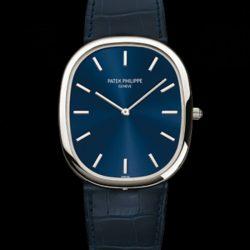 Ремонт часов Patek Philippe 5738P-001 Golden Ellipse Platinum - Men Golden Ellipse в мастерской на Неглинной