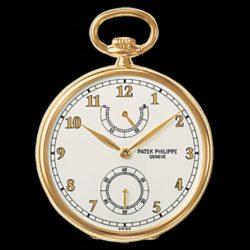 Ремонт часов Patek Philippe 972/1J-010 Pocket Watches Yellow Gold - Men Lepine Pocket в мастерской на Неглинной