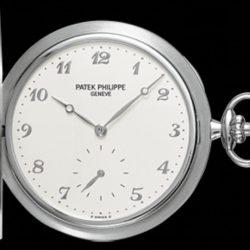 Ремонт часов Patek Philippe 980G-010 Pocket Watches White Gold - Men Hunter Pocket Watches в мастерской на Неглинной