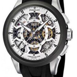 Ремонт часов Perrelet A1056/1 Chronograph Skeleton в мастерской на Неглинной