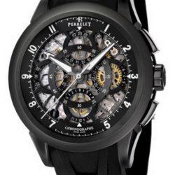 Ремонт часов Perrelet A1057/1 Chronograph Skeleton в мастерской на Неглинной