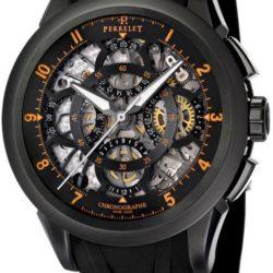 Ремонт часов Perrelet A1057/3 Chronograph Skeleton в мастерской на Неглинной