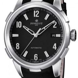 Ремонт часов Perrelet A1068/2 Classic Class-T 3 Hands Date в мастерской на Неглинной